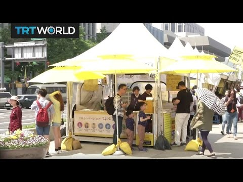 South Koreans get ready for snap elections