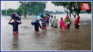 Bihar Flood Situation Worsens As Koshi, Mahananda Rivers Inundate New Areas