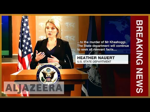 🇺🇸 No 'final conclusion' on killing: US State Department   Al Jazeera English