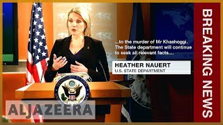 🇺🇸 No 'final conclusion' on killing: US State Department | Al Jazeera English