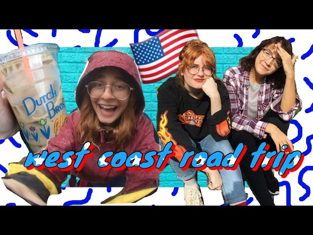 West Coast YouTuber ROADTRIP BABY
