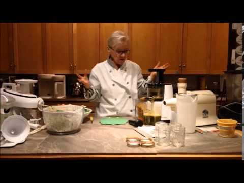 Green Star Elite, Champion Juicer, Hurom Juicer and the Citristar Juicer - YouTube