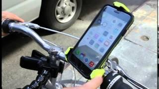 iOttie Active Bike & Bar Mount Introduction