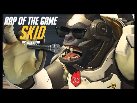 Overwatch - THE WINSTON RAP