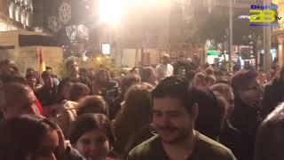 700 personas alzan su voz en Almería contra el ascenso de VOX en el Parlamento Andaluz