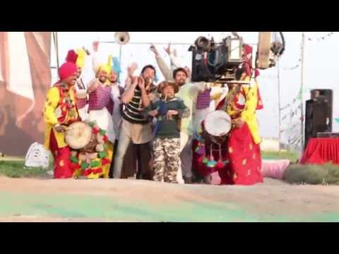 Makings of Sardaarji 2 | Part 3 | Diljit Dosanjh, Sonam Bajwa, Monica Gill