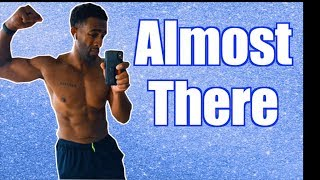 THIS PART OF FAT LOSS I HATE MOST (thot season shred ep:06)