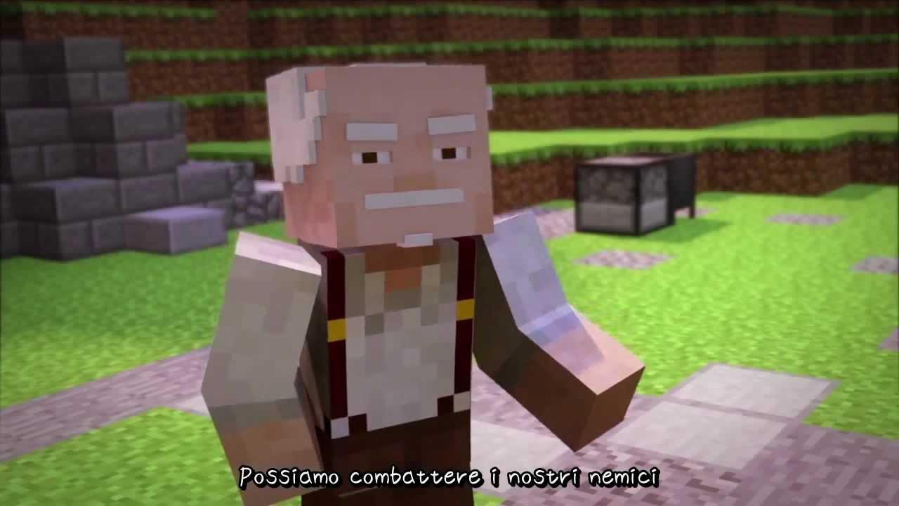 Minecraft original reichenbacher blasmusik - 4d1c