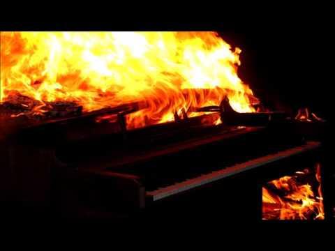 Adele - I Miss You ( Metal Piano Cover by Krzysztof Mrzyglod)