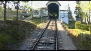 Oberweißbacher Bergbahn : Führerstandsmitfahrt