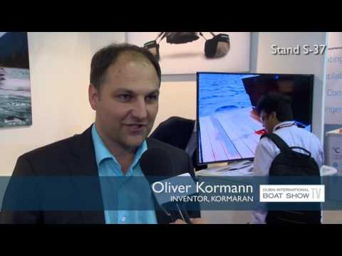 Interview with Oliver Kormann of Kormaran DIBS TV 2016