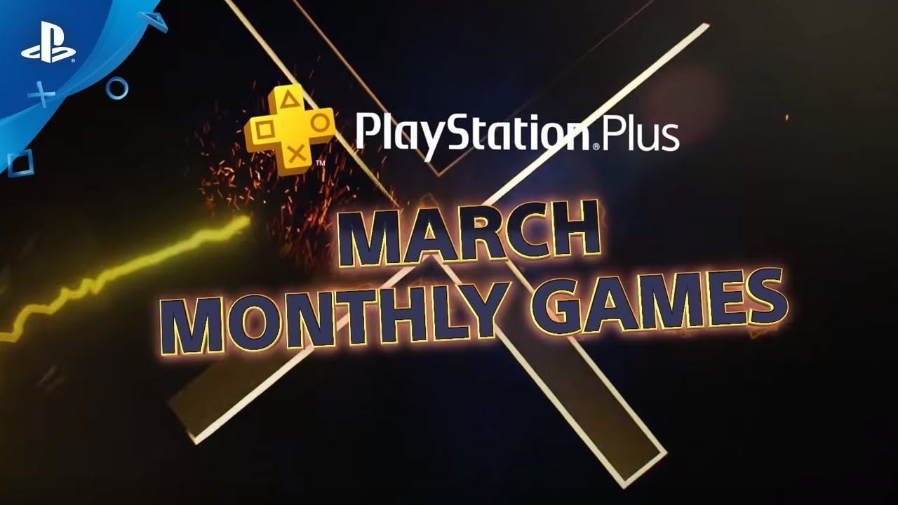 These are the games you can play for free on PlayStation Plus in