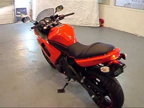 Edirect Motors 2008 Kawasaki Ninja 650r Youtube