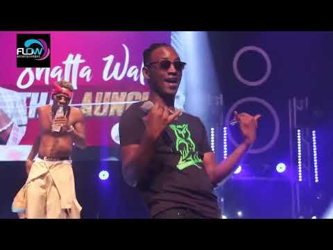 Shatta Wale & Dammykrane Light up The launch Concert eko Hotel SHATT