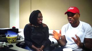 Legendary Interview Charlamagne Tha God chats with Melissa Mushaka