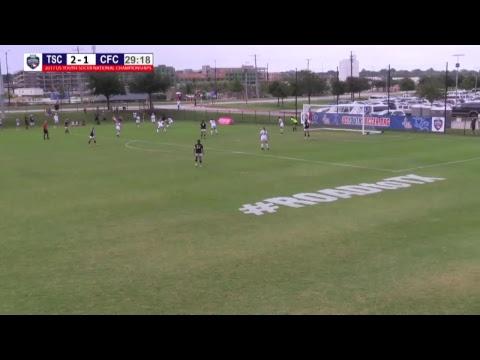 2017 USYS 18G TSC Showcase Vs Cleveland FC Field 8
