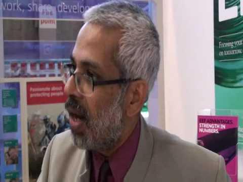 Workplace health agenda - Prof. Sayeed Khan