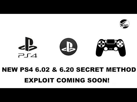 PS4 Jailbreak - New 6 02 & 6 20 Secret Method Exploit
