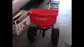 Chapin 100# Spreader