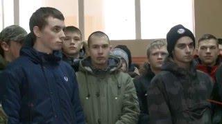 Информационная программа «ДЕНЬ» от 20 февраля 2016 г. Первый Мытищинский.