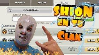 shioN llega a tu CLAN lleno de PREMIOS | Clash of Clans
