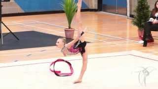 Trillium Rhythmic - Vivienne Lee Motkine - National Junior(2000) - Ribbon