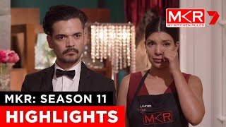 Mark & Lauren EXPOSED   MKR: Season 11