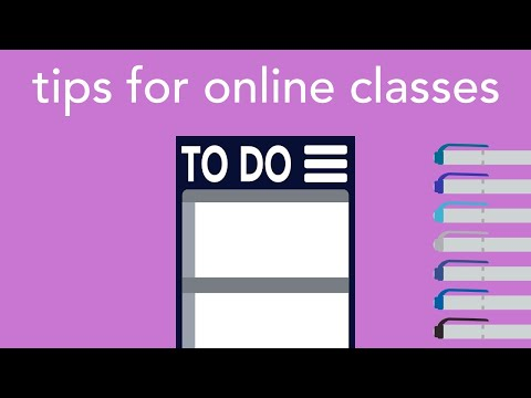 3 tips to succeed in online classes
