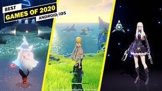 10 Best Android & iΟS Games Of 2020!