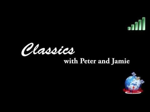 "World Satellite Radio - Classics with Peter and Jamie  - ""Caesar Week"" PART 1"
