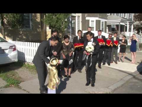 Francis and Thao's Wedding (Vietnamese Wedding in USA)