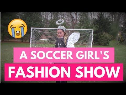 Victoria's Secret Fashion Show (Soccer Edition)