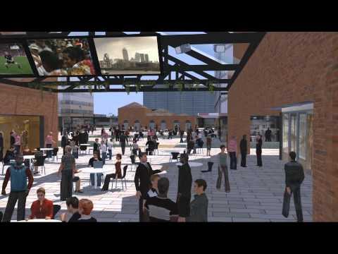 Auckland Waterfront - Wynyard Quarter Development