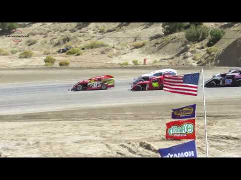 Desert Thunder Raceway IMCA Modified Heat Races 9/30/18