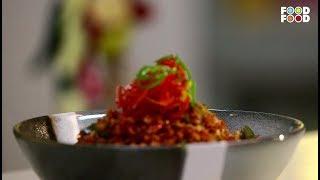 Soya Bean Chinese Bhel | Go Healthy | Chef Shantanu Gupte | FoodFood