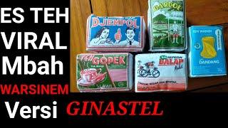 Resep Teh Ginasthel Ala Angkringan Klaten Oleh Kuali Que Dewi Rini Cookpad