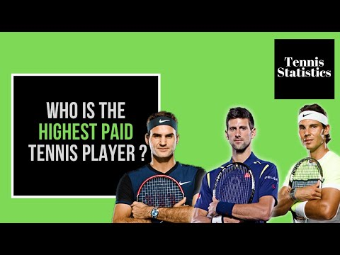 Who Is The Highest Paid Tennis Player ?