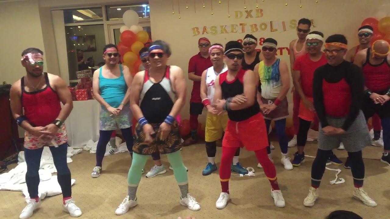 Daddies gang party