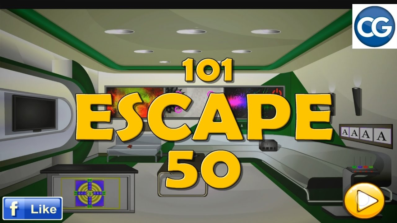 Walkthrough 501 Free New Escape Games 101 Escape 50 Complete Game Youtube