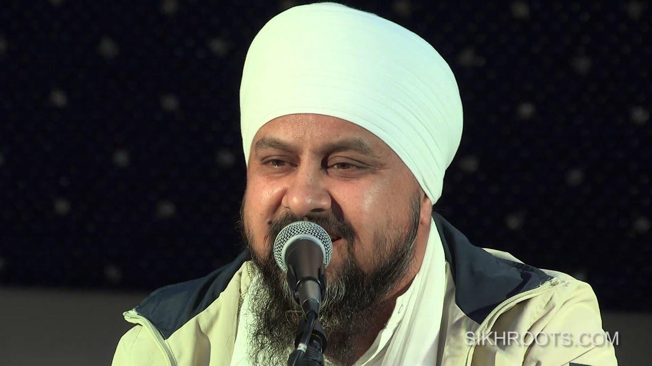Bhai Onkar Singh (Una Sahib Wale) - Live at Sikh Gurdwara San Jose - Nov 7, 2015