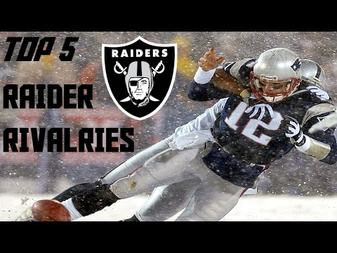 Top 5 Raider Rivalries