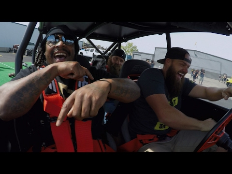Marshawn Lynch Is Ready For A Beast Mode Joy Ride | Diesel Brothers