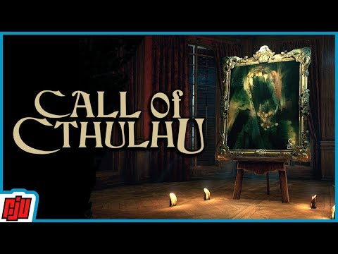 Call of Cthulhu Part 7   Horror Game   PC Gameplay Walkthrough   2018