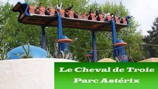 Le Cheval de Troie Offride Parc Astérix