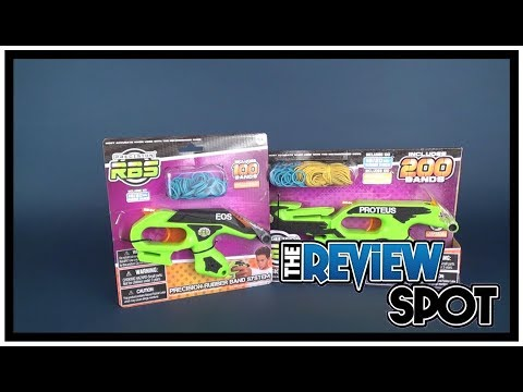 Toy Spot | Super Impulse Toys RBS Rubber Band System Rubber Band Guns EOS and Proteus