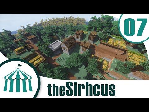 "The Sirhcus | Ep. 7 | ""Trading Time"" | Vanilla Minecraft"