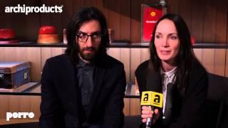 PORRO | Gamfratesi, Lorenzo Porro | Archiproducts Design Selection - Salone del Mobile Milano 2015