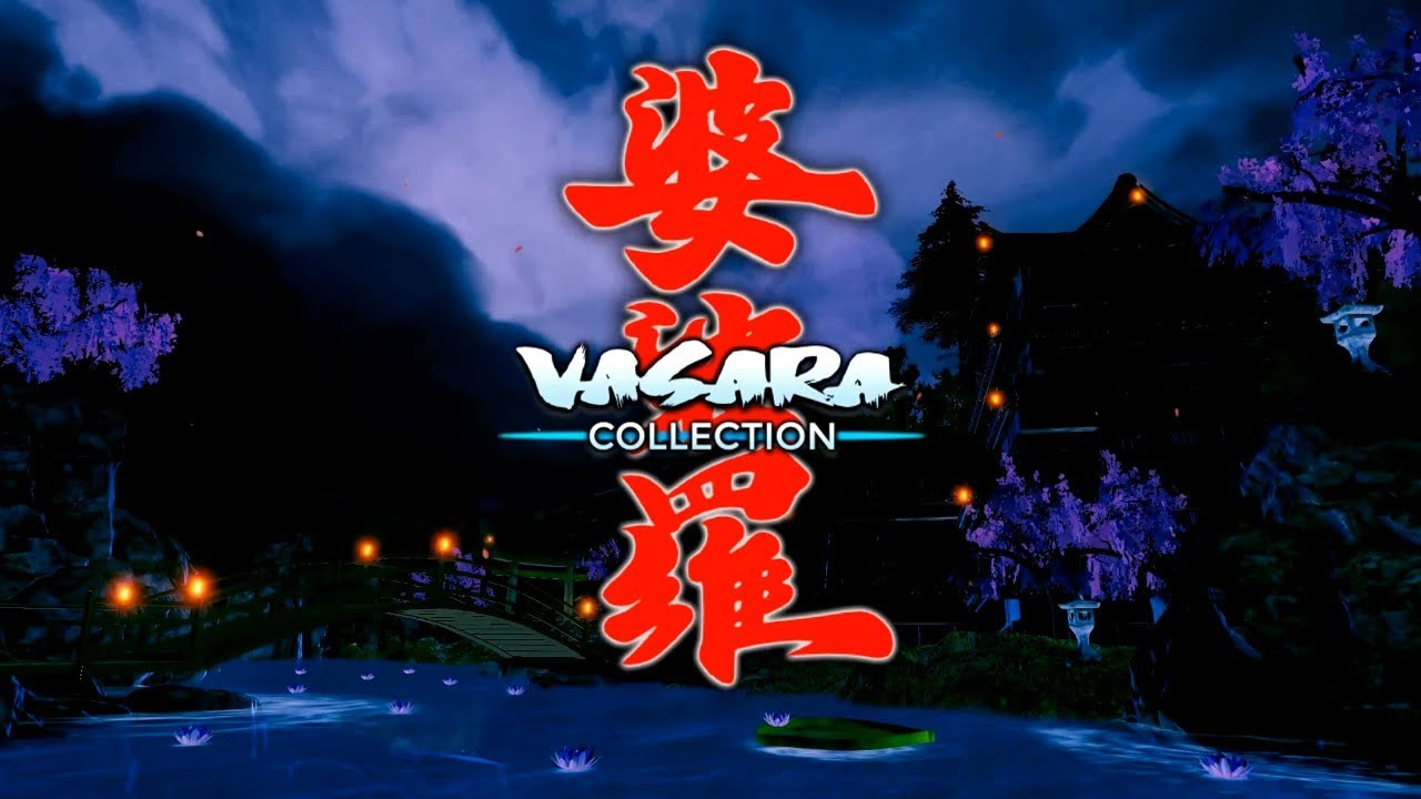 Vasara Collection limited run physical edition pre-orders