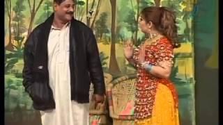 Pakistani Punjabi Stage Drama Mast Adaien New Full