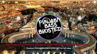 Humble [BASS BOOSTED] Tarsem Jassar   PUNJABI SONGS 2018